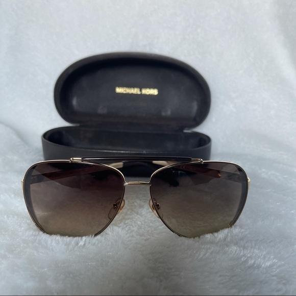 Michael Kors Kendall M2064S 717 Gold Sunglasses